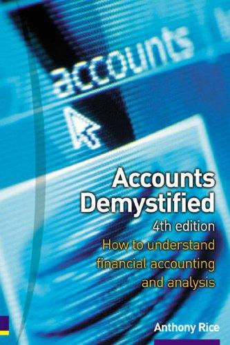Download Accounts Demystified