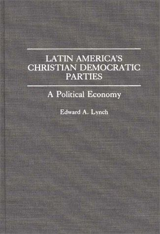 Download Latin America's Christian Democratic Parties