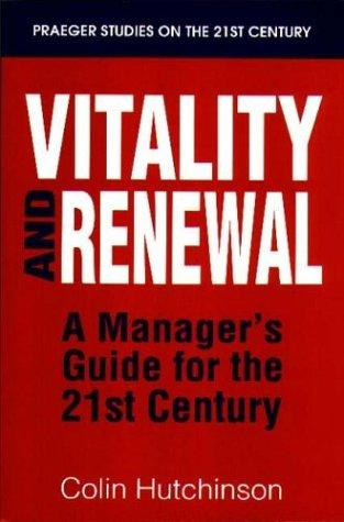 Download Vitality and renewal