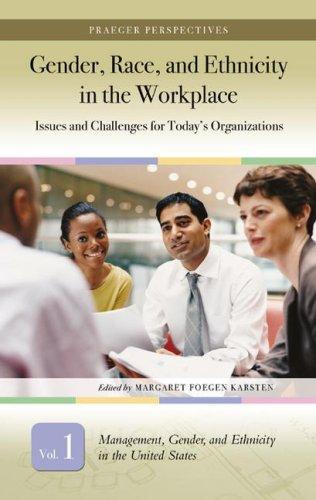 Download Gender, Race, and Ethnicity in the Workplace Three Volumes