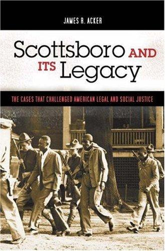 Download Scottsboro and Its Legacy