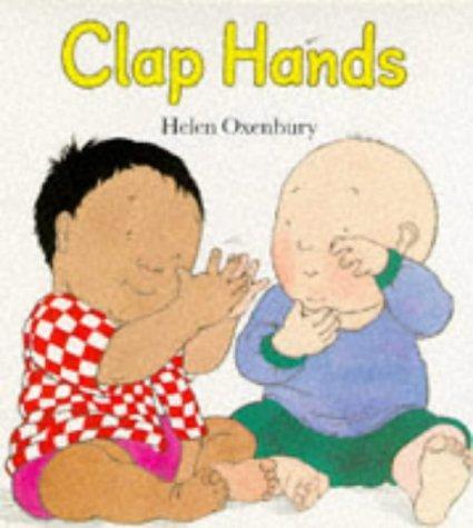 Download Clap Hands (Big Board Books)