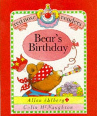 Download Bear's Birthday (Red Nose Readers)