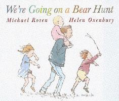 We're Going on a Bear Hunt (Walker Story Board Books)