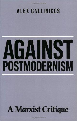Download Against postmodernism
