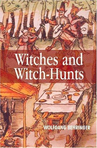 Witches and Witch-Hunts: A Global History, Behringer, Wolfgang