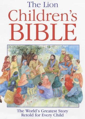 Download The Lion Children's Bible