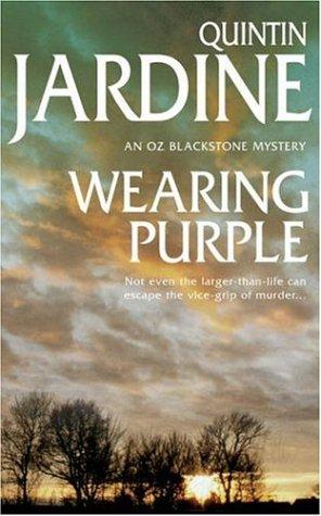 Wearing Purple (Oz Blackstone Mysteries)