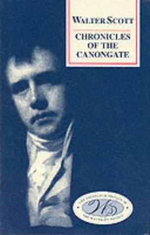 Download Chronicles of the Canongate