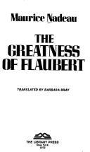 Download The greatness of Flaubert.
