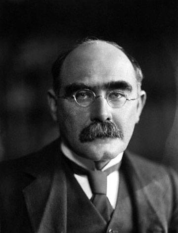 Photo of Rudyard Kipling
