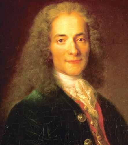 Photo of Voltaire