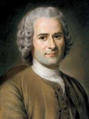 Photo of Jean-Jacques Rousseau