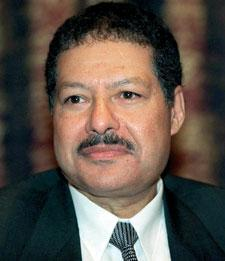 Photo of Ahmed H. Zewail