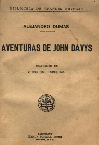 Aventuras de John Davys by E. L. James
