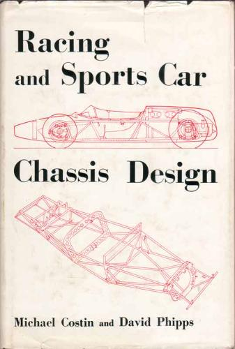 Download Racing and sports car chassis design