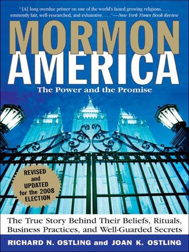 Mormon America – Revised and Updated Edition