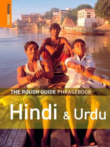 The Rough Guide Phrasebook Hindi & Urdu