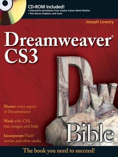 Dreamweaver CS3 Bible