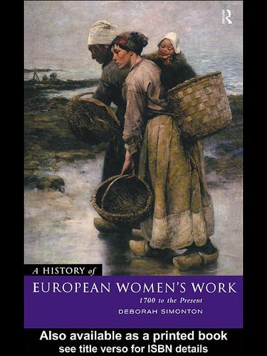 A History of European Women's Work