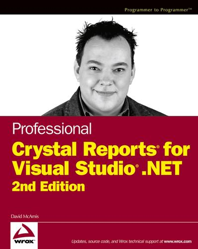 Professional Crystal Reports for Visual Studio .NET