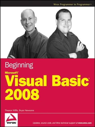 Beginning Microsoft Visual Basic 2008