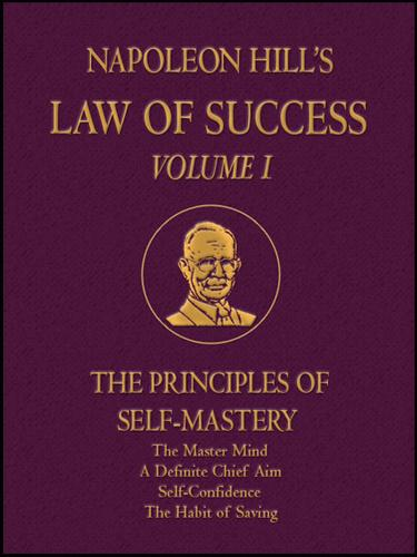 Law of Success Volume I
