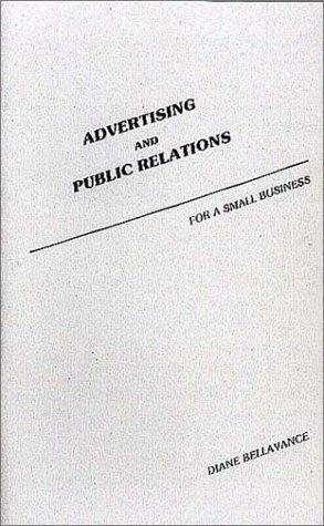 Download Advertising and Public Relations for a Small Business