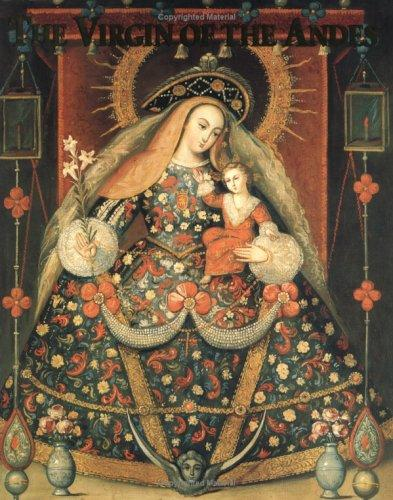 The Virgin of the Andes by Carol Damian