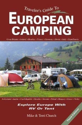Download Traveler's Guide to European Camping