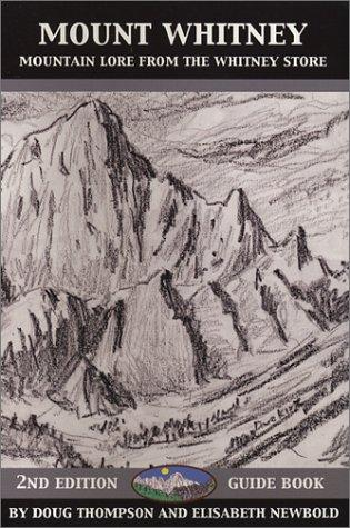 Mount Whitney by Thompson, Doug.