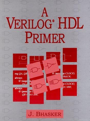 Download A Verilog HDL primer
