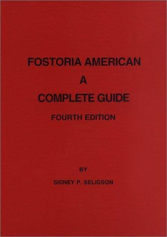 Download Fostoria American
