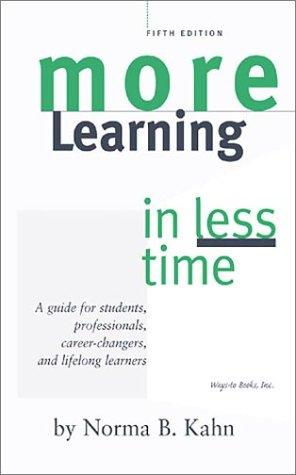 Download More learning in less time