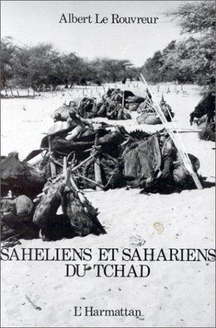 Download Sahéliens et sahariens du Tchad