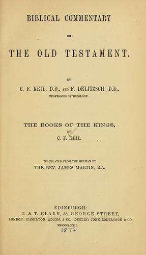 Download The Books of the Kings