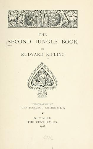 Download The  second jungle book