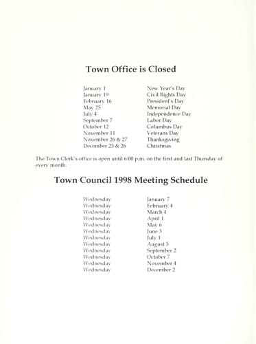 Reports of the selectmen and town treasurer and the superintendent of public schools of the Town of Newmarket, for the year .. by Newmarket (N.H. : Town)