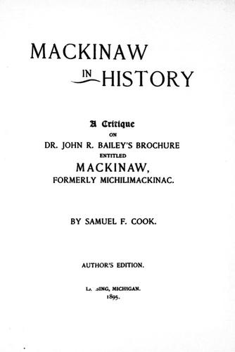 Download Mackinaw in history