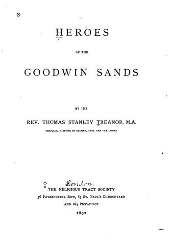 Download Heroes of the Goodwin Sands