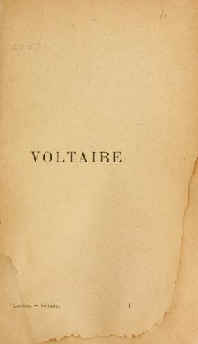 Download Voltaire.
