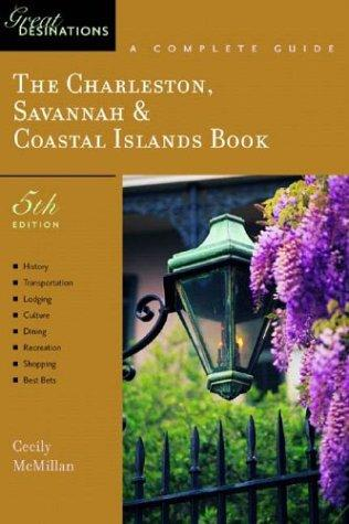 Download Charleston, Savannah & Coastal Islands Book