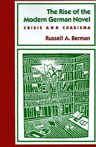 Download The Rise of the Modern German Novel