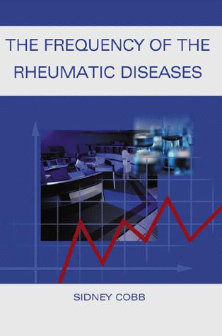 Download The Frequency of the Rheumatic Diseases