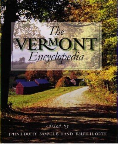 Image for The Vermont Encyclopedia