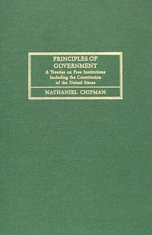 Download Principles of Government