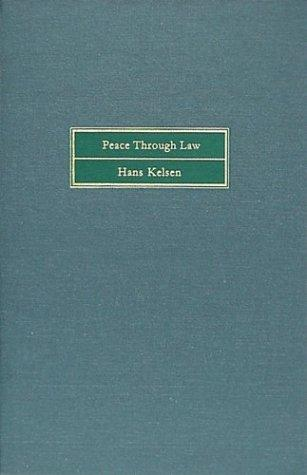 Download Peace Through Law