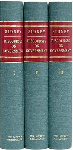 Discourses on government