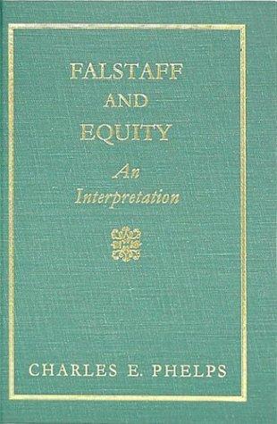 Falstaff and equity