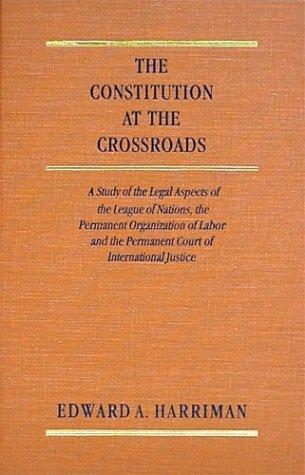 Download The Constitution at the cross roads